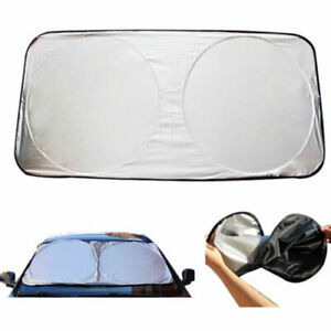 Car Windshield Sun Shade Auto Sunshade Visor Reflective Uv Block Protection