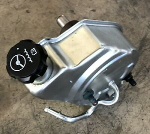 Gm Power Steering Pump Part Number 20756714 Like New Removed From New Engine