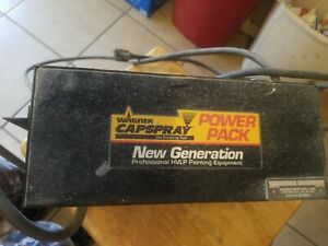 Wagner Capspray Powerpack Model 0275060