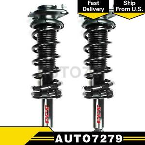 Focus Auto Parts Rear 2pcs Suspension Strut And Coil Spring Assembly For Outback