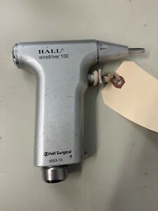 Hall Surgical Wiredriver 100 5053 13 Parts Unit
