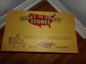 Vintage Box From Master Tex Custom Seat Covers Coast To Coast Stores 2 Pc Clean