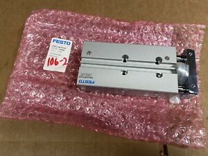New Festo Dfm 12 80 p a gf Guided Drive Pneumatic Cylinder 170830 Fast Shipping