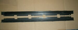 Set 1968 1969 Ford Torino Cyclone Fairlane Front Door Sill Wire Loom Protectors
