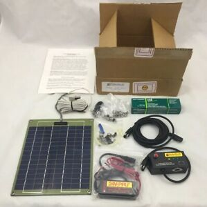 Pulsetech Solar 24v Battery Charger Desulfator 735x643 New In The Box
