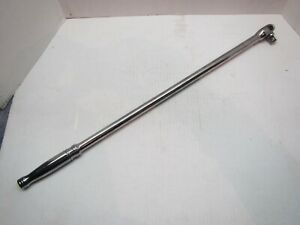 Snap On Tools Sn25a 1 2 Drive Breaker Bar 24 Inches Long New