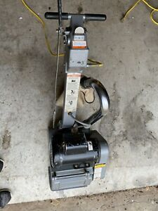 Used Clarke Ez 8 Expandable Drum Sander 1 Hp Professional 110v