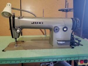 Juki High Speed Sewing Machine Industrial Home Business Or Hobby Use Ddl 227