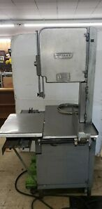 Hobart 5216 Commercial Vertical Meat Saw With Additional Blade 250v