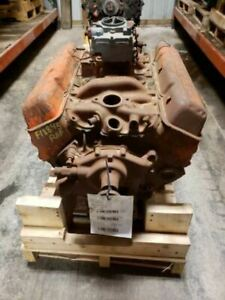 1957 Chevrolet Core Engine 8 265 471302