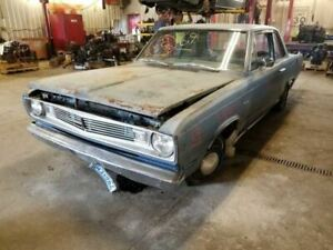 1969 Valiant Front Bench Seat 2 Door for Recover 464707