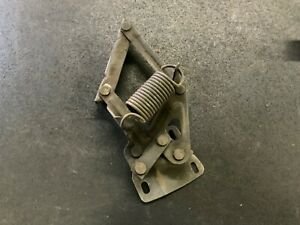 1965 Ford Mustang Left Side Lh Hood Hinge With Date Of April 23 2nd Shift