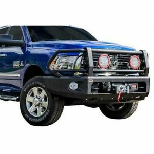 Arb 2237010 Full Deluxe Modular Winch Bar Kit For 2010 2019 Dodge Ram 2500 3500