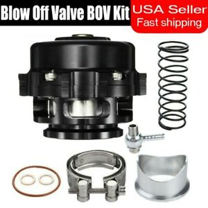 Tial 50mm V band Blow Off Valve Bov Kit Q Typer Weld On Aluminum Flange 35 Psi