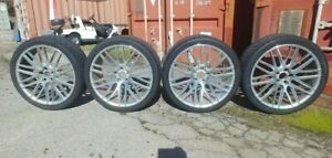 22x9 22x10 5 Staggered Bmw X5 Wheels Tires Best Offers 335 25 22 295 30 22