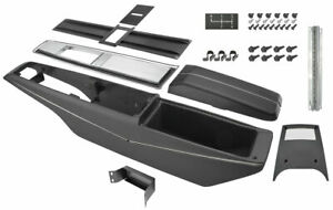Restoparts Unassembled 4 Speed Console Kit 1968 Chevy Chevelle And El Camino