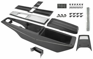 Restoparts Unassembled 4 Speed Console Kit 1969 Chevy Chevelle And El Camino