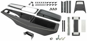 Restoparts Unassembled Automatic Console Kit 1971 1972 Chevy Chevelle el Camino