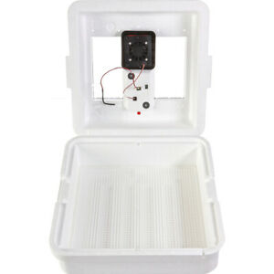 Miller White Little Giant Still Air Incubator Up To 120 Eggs 084369171977