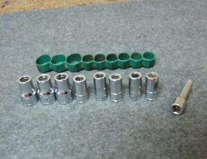 8 S k Torx Bit Sockets And 1 4 Drive Unmarked Extension