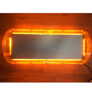 21 led Warn Strobe Steady Work Light Bar Flash Lamp Beacon Tow plow Truck New