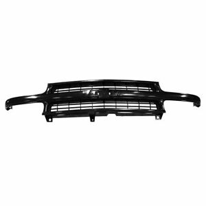 Grille Grill Smooth Paint To Match Finish Direct Fit For Chevy Tahoe Suburban