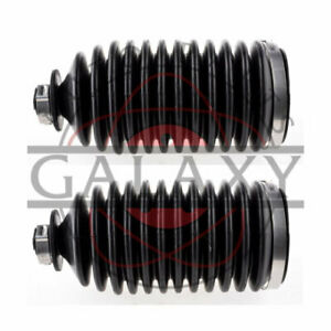New Front Rack Pinion Bellow Pair For Ford Pinto 74 80 Mercury Bobcat 77 80