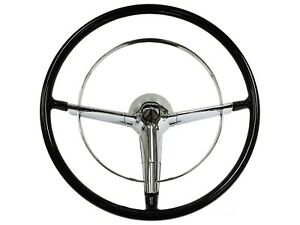1955 1956 Chevy Bel Air Tri Five Steering Wheel Kit Restomod 16