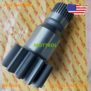 At215845 Shaft Prot slewing Pinion Fits John Deere 120 110 swing Reduction