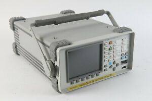 Agilent Omniber 718 Multi rate Communication Performance Analyzer W Options