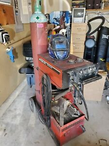 Snap On Mig Ya 205 Mig Welder Machine