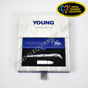 Young Dental Hygiene Handpiece 410001 Silver New Never Used Super Value
