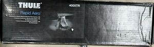New Thule 400xtr Rapid Aero Foot Pack Roof Rack Mount Kit 2 Pair No Load Bar
