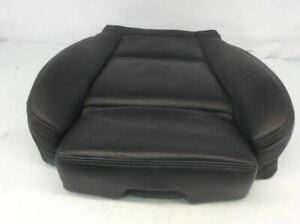 16 Cadillac Cts Performance Front Left Seat Lower Bottom Cushion V