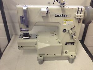 Brother 291 never Used Needle Feed Waistband Industrial Sewing Machine