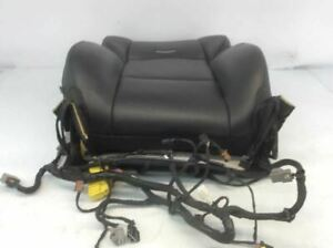 2016 16 Cadillac Cts Front Right Upper Seat Cushion Bucket Leather Opt Aqj O