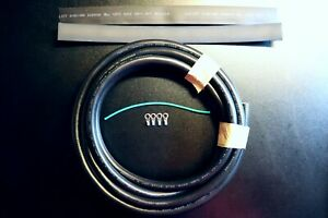 Cnc Vfd Cable 25ft 16 4 Double Shielded For Spindle 8kw 1 5kw 2 2kw 4kw 4 5kw