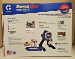 ct1 Graco Magnum Lts 15 True Airless Paint Sprayer High pressure Power