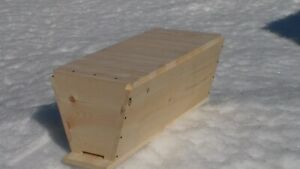 Kenya Bee Hive Top Bar Hive Bee Keeping Hive Hive Only Large