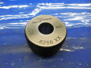 6256 Class Xx Master Plain Bore Ring Gage 6250 0006 Oversize 5 8 15 890 Mm