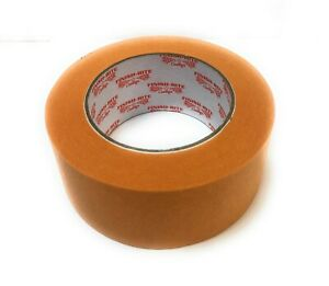 Finish rite Automotive Refinish Orange Masking Tape 2 X 60 Yds