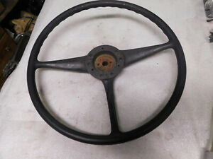 1948 Plymouth Steering Wheel