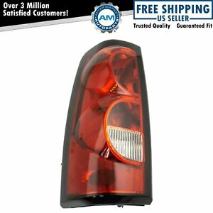 Tail Light Left Drivers Side For 04 07 Chevrolet Silverado 1500 2500 3500
