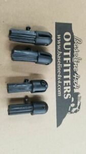 Jeep Jk Wrangler 2 Door Rear Soft Top Mounting Insert Set W Screws 07 17 13912