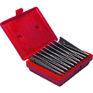 10 Pair 1 8 Steel Parallel Set In Fitted Box Tps11 Dd