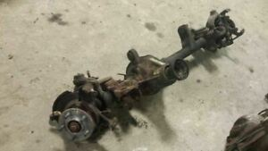 Front Axle Assembly 3 73 Ratio Fits 96 98 Grand Cherokee 626982
