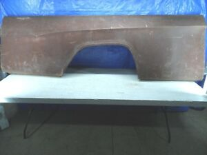 Nos Bed Side Panel 1961 1965 Dodge 100 200 Sweptline Truck Long Bed 1783238