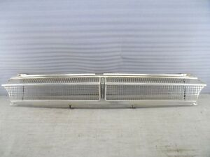 Grille Assembly 1965 Plymouth Fury 1 2 3 1965 Plymouth Sport Fury Used 2445221