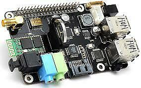 Expansion Shield X200 For Raspberry Pi B 2b 3b wifi rtl vga