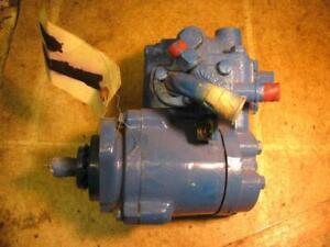 Ford 6000 Tractor Hydraulic Pump And Unload Valve